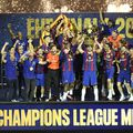 Barcelona sărbătorește un nou trofeu al Ligii Campionilor FOTO IMAGO