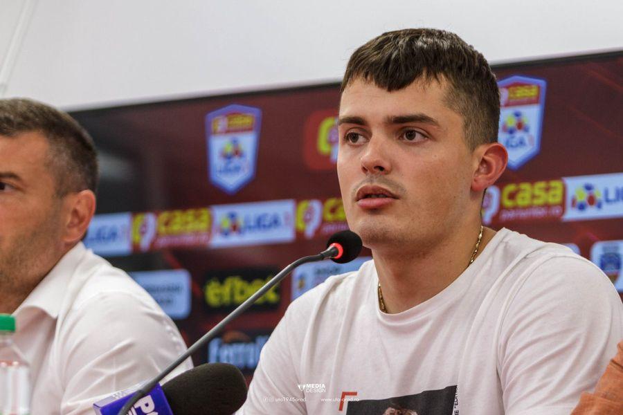 UTA și-a prezentat primele 3 achiziții ale verii » Fundaș cu 20 de apariții în echipa națională