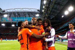 Olanda - Ucraina 3-2 » Primul thriller de la Euro 2020: 5 goluri marcate într-o repriză