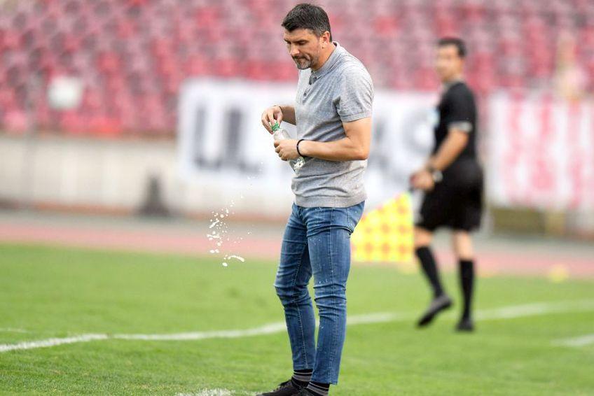 Adi Mihalcea are zilele numărate la Dinamo