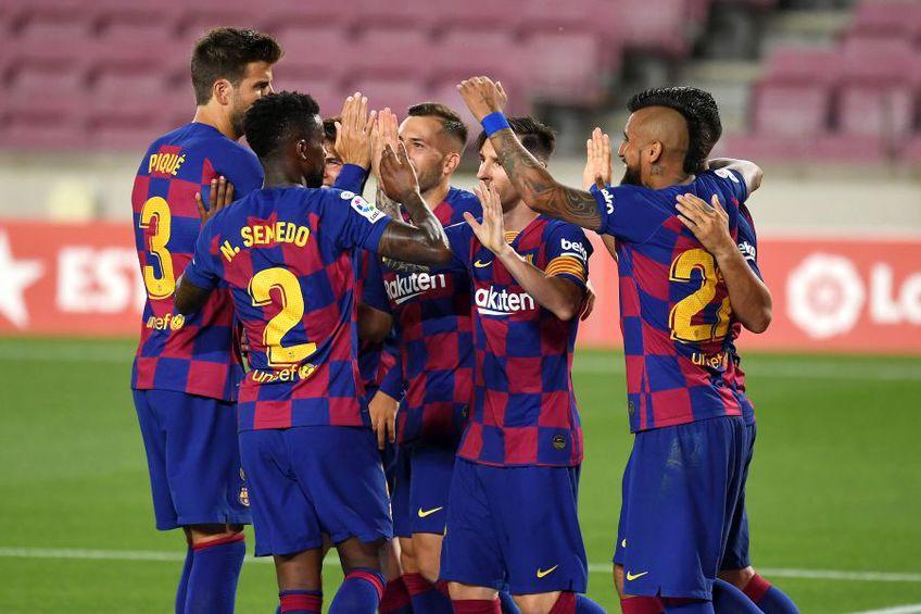 Barcelona îi dorește pe Ryan Sessegnon și Tanguy Ndombele // foto: Guliver/gettyimages