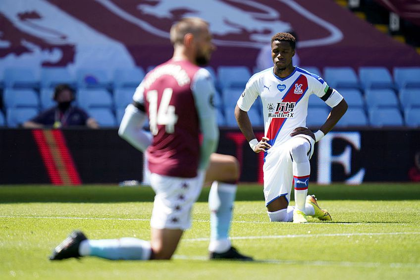 Wilfried Zaha // FOTO: Guliver/GettyImages