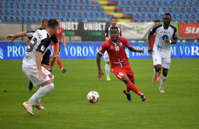 Gaz Metan s-a calificat în premieră în play-off-ul Ligii 1 în acest sezon