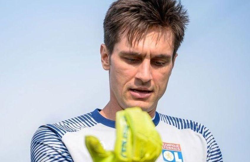 Ciprian Tătărușanu va apăra poarta lui Lyon cu PSG