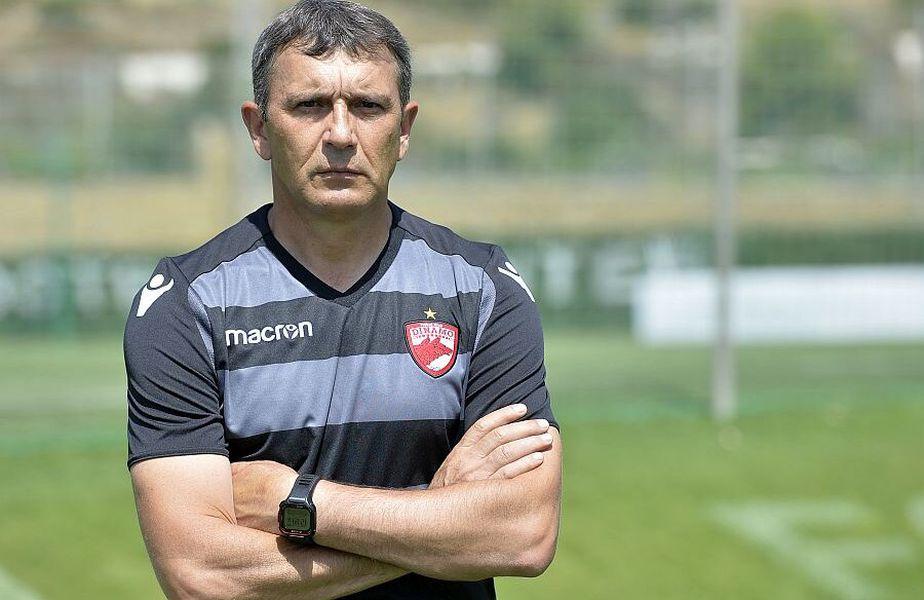Eugen Neagoe a fost îndepărtat de fani de la Dinamo