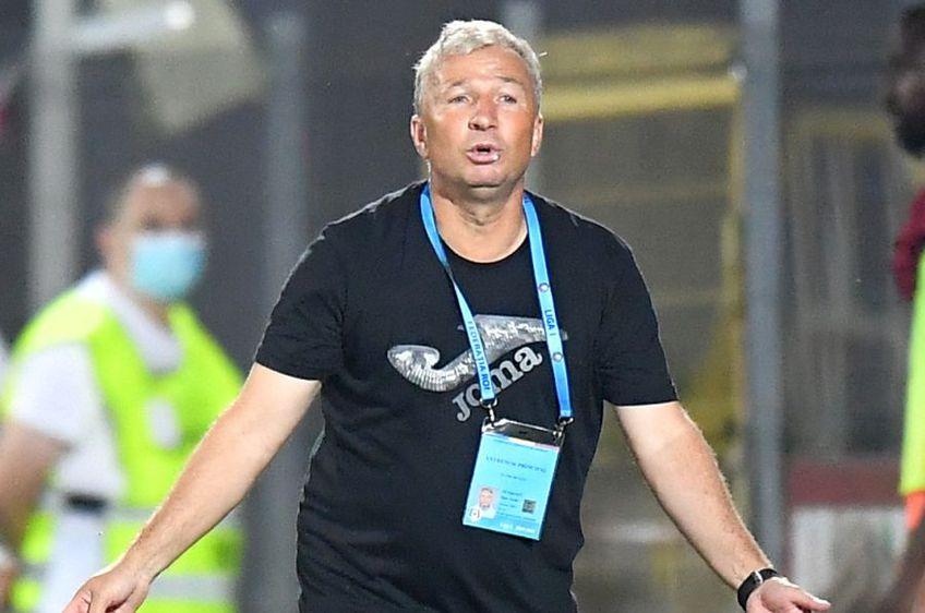 Dan Petrescu acuză o conspirație împotriva lui CFR Cluj