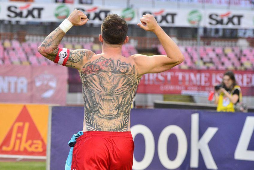 Dinamo l-a propus pe Deian Sorescu la FCSB // FOTO: Cristi Preda