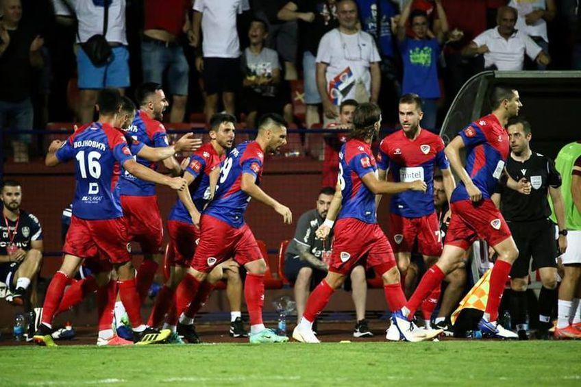 Presa din Bosnia laudă echipa bosniacă după meciul cu CFR