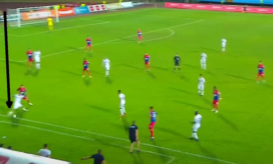 Borac Banja Luka acuză după eliminarea din Ligă! Faza la care au luat foc, cu câteva secunde înaintea golului decisiv