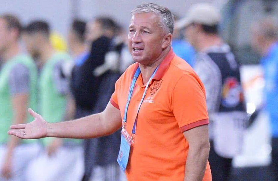 Dan Petrescu (52 de ani) nu a condus niciun antrenament de duminică, de la reunirea lotului celor de la CFR Cluj.