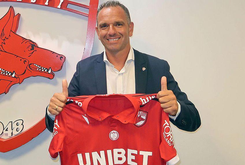 Pablo Cortacero, prezentat ca noul patron al lui Dinamo