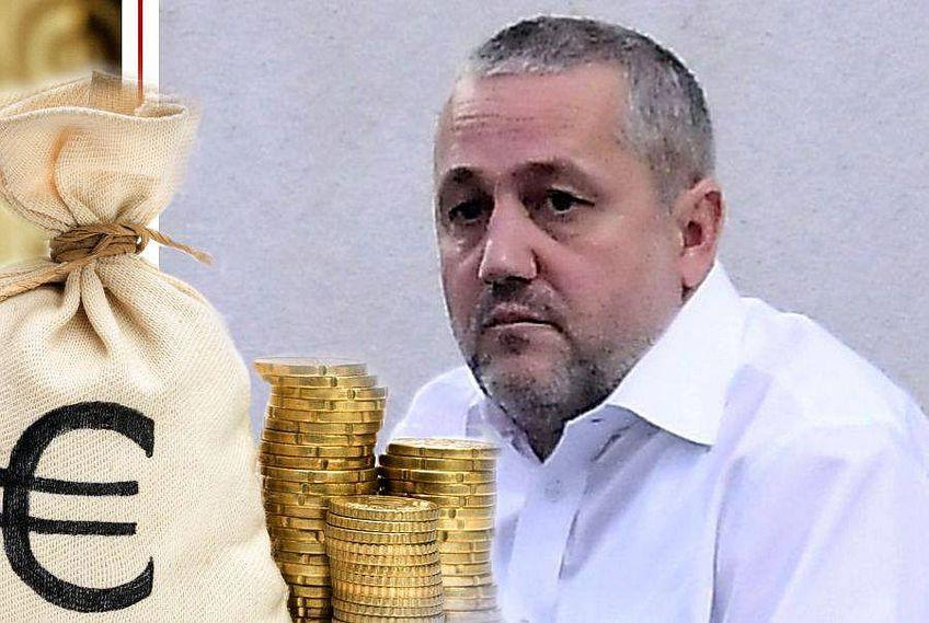 Mihai Rotaru, patronul echipei CS Universitatea Craiova