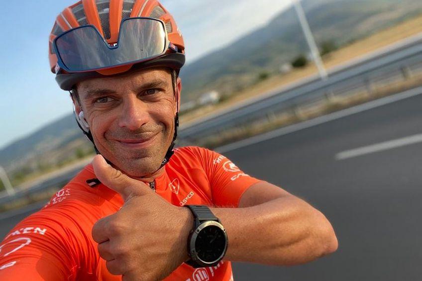 Eduard Novak, singurul campion paralimpic român / Sursă foto: Facebook