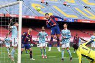 Bate vântul pe Camp Nou fără Messi » Barcelona nu poate umple nici măcar un sfert de stadion la debutul în noul sezon