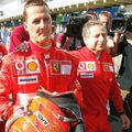 Jean Todt, alături de Michael Schumacher. foto: Guliver/Getty Images