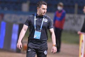 """Ilie Poenaru, ședință de 40 de minute în vestiar după umilința cu Farul: """"Nu e problemă dacă plec. Jucătorii nu au personalitate"""""""
