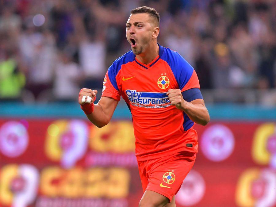 Becali voia să-l dea afară, Edi Iordănescu l-a făcut căpitan! » Câștig pentru FCSB