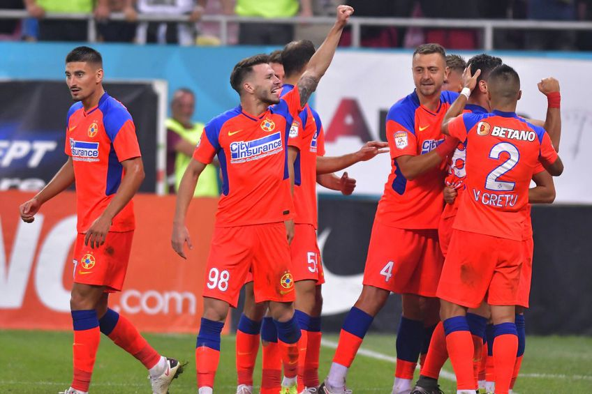 Andrei Miron (27 de ani, fundaș central) e unul dintre câștigurile lui Edi Iordănescu după FCSB - Dinamo 6-0