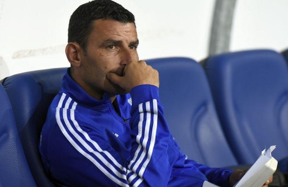 Eugen Trică a reușit promovarea în Liga 2 alături de FC U Craiova