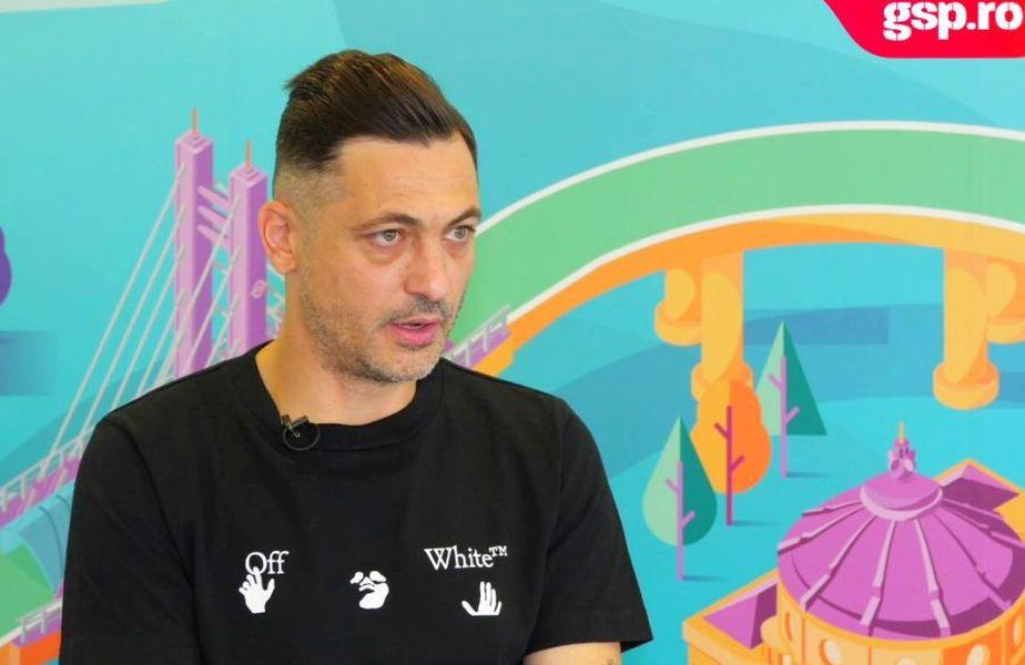 Ionuț Chirilă a analizat cu amărăciune situația de la prima reprezentativă