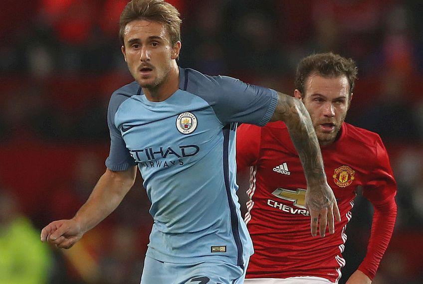 Aleix Garcia încă aparține de Manchester City // FOTO: Guliver/GettyImages