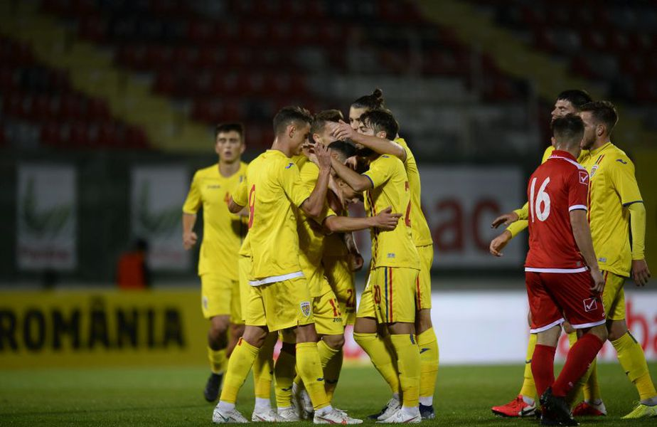 E sigur, România U21 se va califica la Euro 2021, dacă se impune în ultima etapă din preliminarii cu Danemarca.