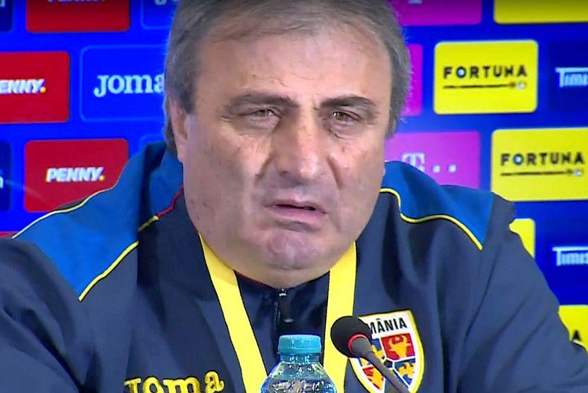 Mihai Stoichiță l-a înjurat pe Adrian Mutu // FOTO: Captură TV Telekom Sport