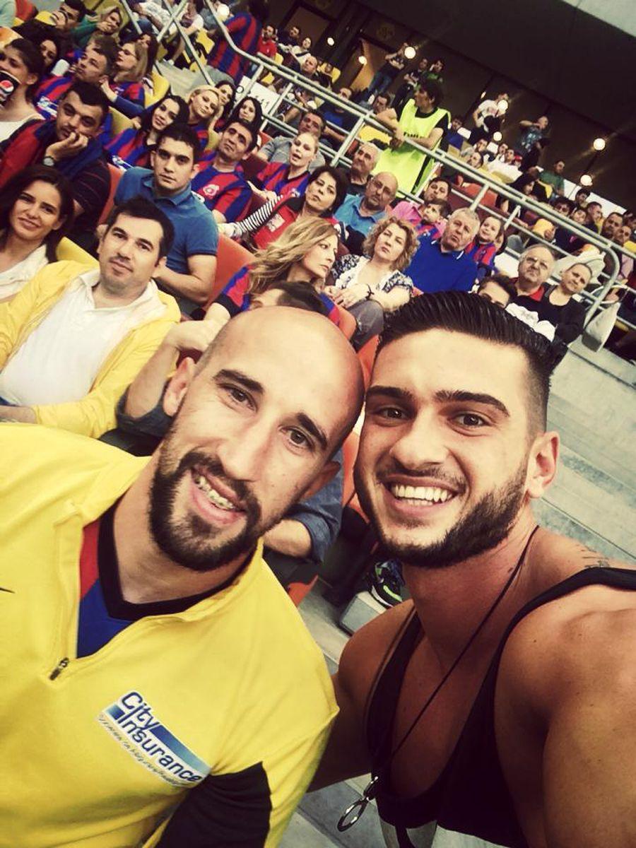 """Dorian Popa, umilit de un jucător de la FCSB: """"Eram cu iubita mea. Hai, mă, pleacă!"""""""