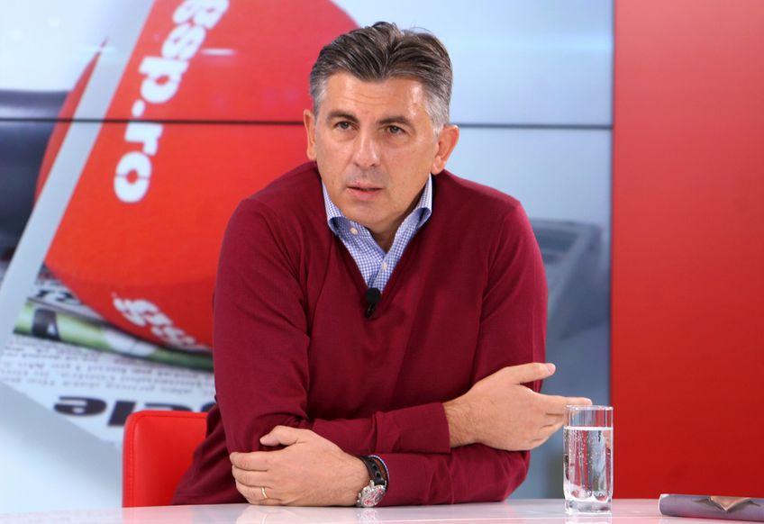 Ionuț Lupescu, 52 de ani, component al Generației de Aur, e de părere că atât selecționerul Mirel Rădoi, cât și Federația sunt de vină pentru situația actuală a naționalei României.