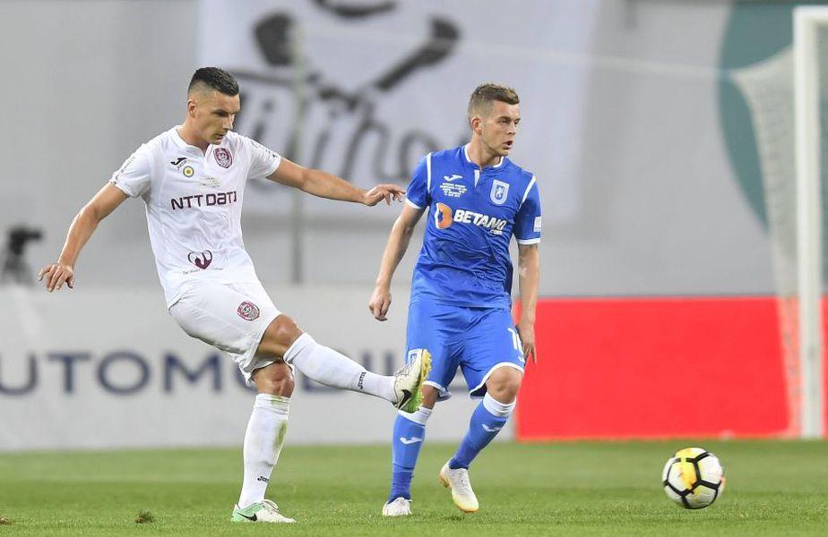 CFR Cluj și Craiova caută un portar în perioada de iarnă, iar cele două formați care se bat la titlu în Liga 1 s-au oprit la David Lazar (29 de ani), goalkeeper-ul Astrei Giurgiu.