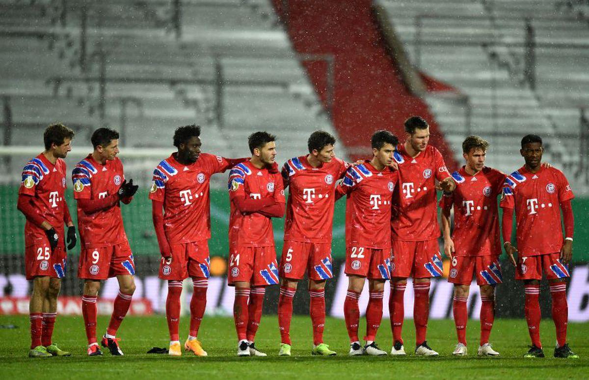 Surpriză mare în Cupa Germaniei! Bayern Munchen, eliminată de o echipă de liga a 2-a