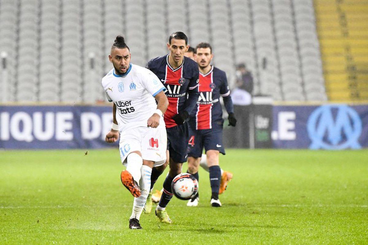 PSG - Marseille, Supercupa Franței // 14.01.2021