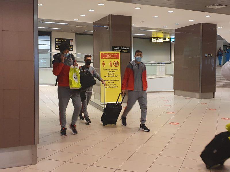 FCSB a revenit în România, după cantonamentul din Antalya