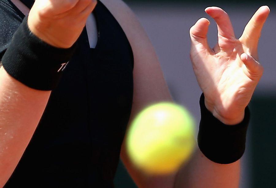 Așa arată mâna stângă a Francescăi Jones Foto Guliver/GettyImages