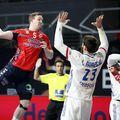 Sander Sagosen a marcat de 10 ori pentru Norvegia FOTO IHF