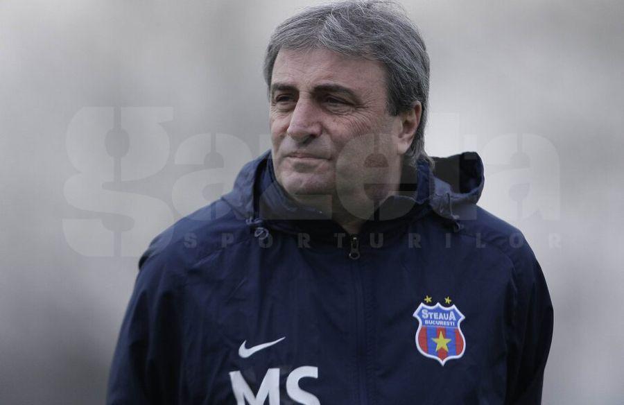 Mihai Stoichiță a câștigat 2 trofee cu Steaua, din postura de antrenor principal: campionatul și supercupa în 1998