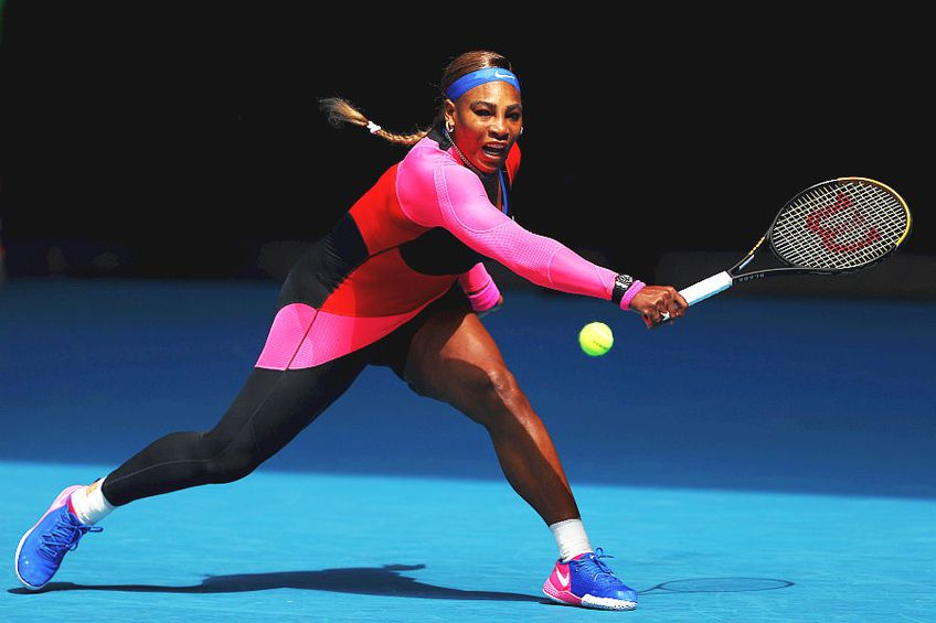 Serena Williams // FOTO: Guliver/GettyImages