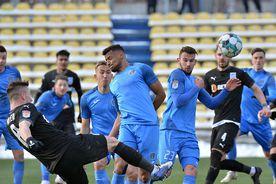 ACADEMICA CLINCENI- CRAIOVA 0-0. Ouzounidis, la fel ca Papură! Craiova face egal la debutul grecului în Liga 1