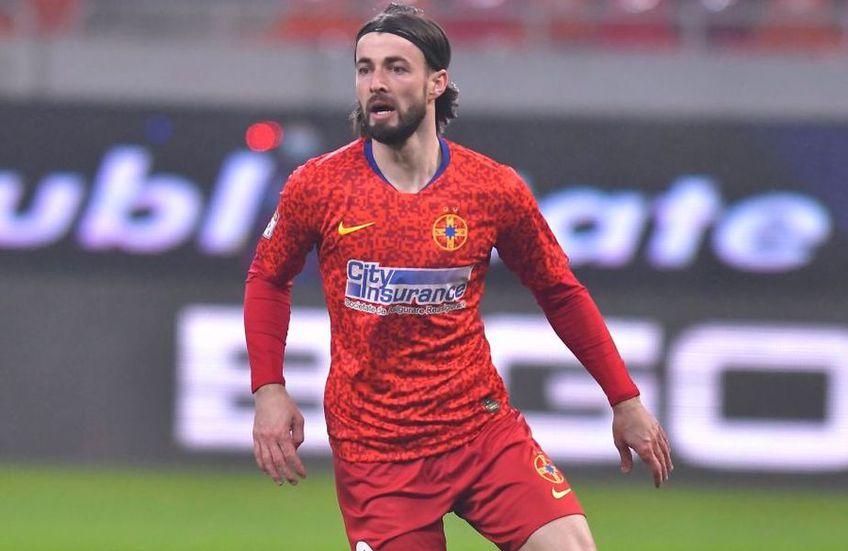 Ante Vukusic, FCSB