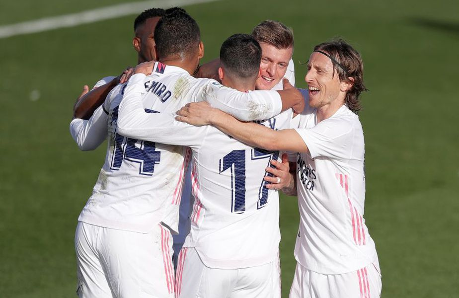 Real Madrid - Valencia 2-0 // foto: Guliver/gettyimages