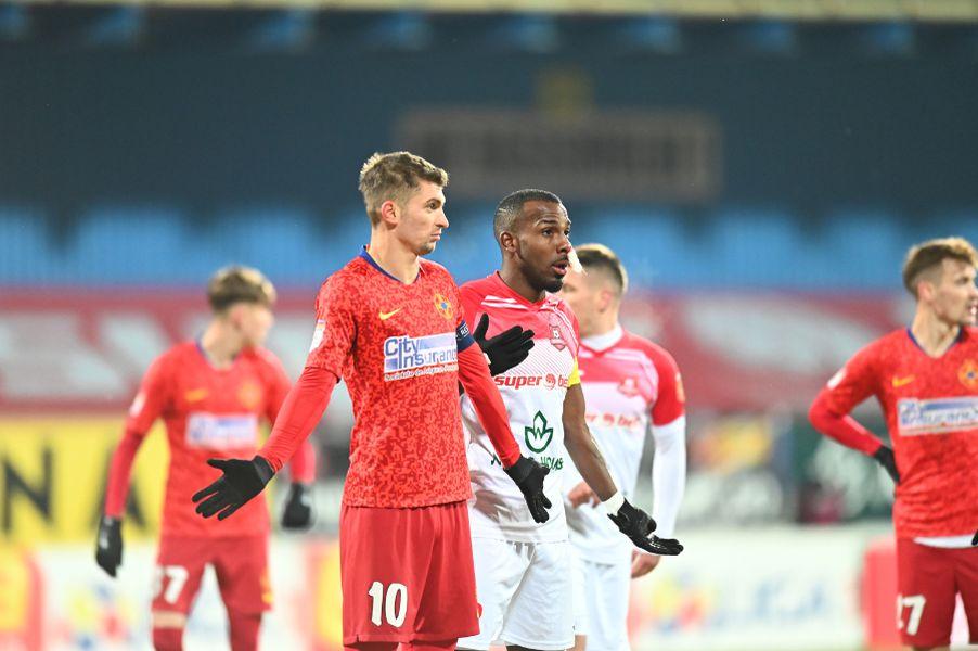 Hermannstadt - FCSB // 2020/2021, retur, sezon regulat