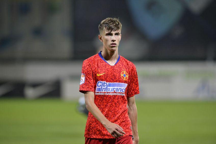 Octavian Popescu (18 ani)
