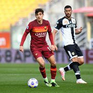 Parma - AS Roma. foto: Guliver/Getty Images