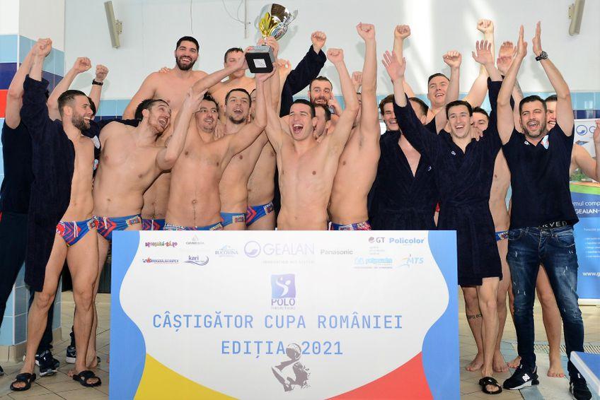 Bucuria de la final a steliștilor  FOTO sportpictures.eu