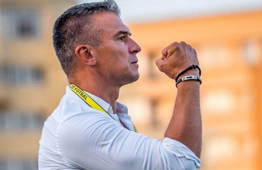 Daniel Pancu (43 de ani), liber de contract după plecarea de la Poli Iași, nu exclude o eventuală revenire la Rapid, pe postul de antrenor.