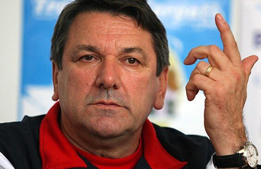 Radu Voina a fost dintotdeauna un critic al președintelui Dedu FOTO GSP