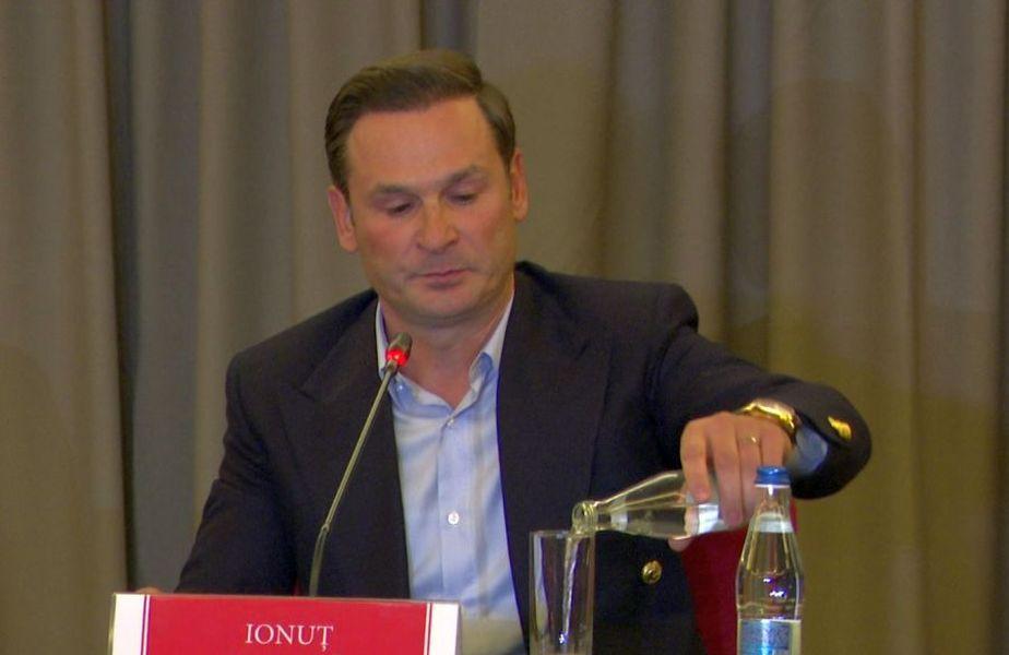 Ionuț Negoiță a anunțat din nou că se retrage de la Dinamo