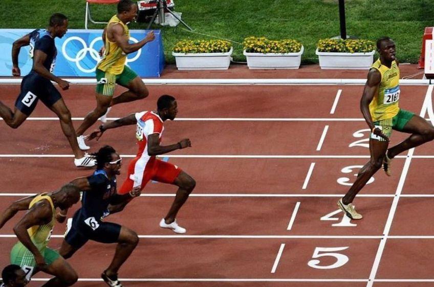 Usain Bolt // Sursă foto @Instagram
