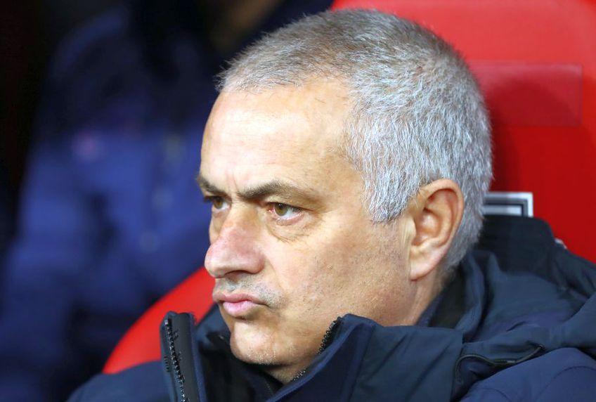 Jose Mourinho, antrenor Tottenham // sursă foto: Guliver/gettyimages