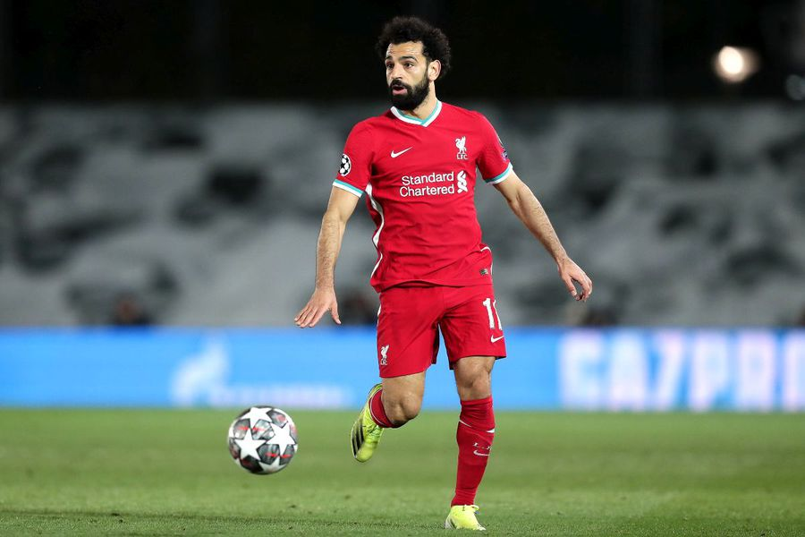 Mohamed Salah, în Real Madrid - Liverpool 3-1 // foto: Guliver/gettyimages